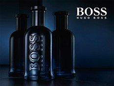 Boss Bottled Night Visua
