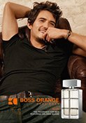 Hugo Boss Orange Man Visual