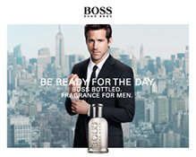 Hugo Boss Bottled Visual