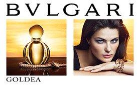 BVLGARI GOLDEA Print Kampagne