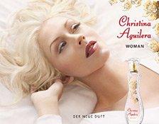 Visual zum Christina Aguilera Parfum Woman