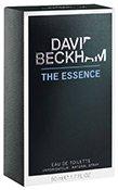 Die Packung zum The Essence Man Parfum von David Beckham