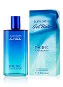 Davidoff Cool Water Pacific Summer in einem Flakon, so blau wie der Pazifische Ozean