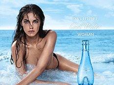Davidoff Cool Water Woman Visual