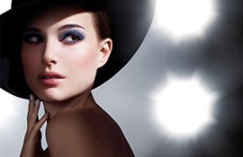Diorshow Iconic Overcurl Mascara Visual mit Natalie Portman