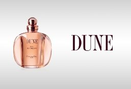 Visual zum Dior Dune Parfum