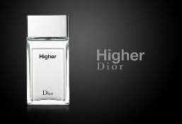 Visual zum Dior Higher Parfum