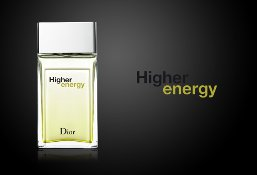 Visual: Dior Higher Energy Parfum