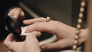 Dior Puder Kampagnen Visual