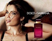 Laetitia Casta für die Dolce & Gabbana Pour Femme Parfum Serie