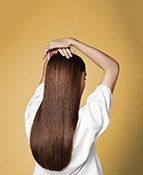 GHD Air glättet das Haar