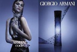 Visual zum Giorgio Armani Code Femme Eau de Parfum