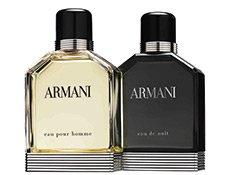 Herrendüfte vpm Giorgio Armani