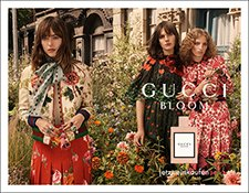 Die Kampagne zu Gucci Bloom Eau de Parfum mit Dakota Johnson