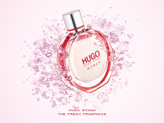 Hugo Boss Hugo Woman Parfum Visual