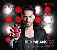 HUGO Red Visual