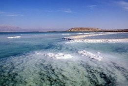 Ahava nutzt die Mineralien aus dem Toten Meer