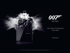 Visual zum James Bond Seven Parfum