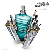 Jean Paul Gaultier Le Male Flakon