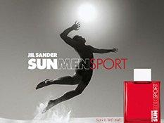 Jil Sander Sun Men Sport Kampagne