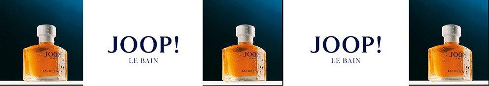 Werbebanner von JOOP! Le Bain