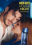 Nicolas Baisin für das KENZO Homme Night Parfum