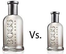 Parfum in vielen Größen günstig bestellen