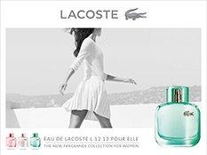 Das Visual zu Lacoste Eau de Lacoste L.12.12 Pour Elle Natural
