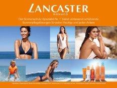 Lancaster Sonenncreme