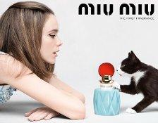 Visual zum ersten miu miu Parfum