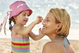 Sonnencreme ist für Kinderhaut besonders wichtig