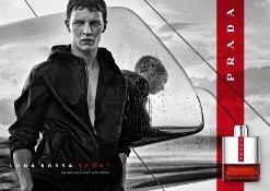 Tim Schuhmacher für das Prada Luna Rossa Sport Parfum