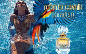 Visual zum Roberto Cavalli Paradiso Parfum