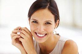 Eine elektrische Zahnbürste macht schöne Zähne