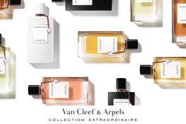 Van Cleef & Arpels Parfum Flakons