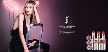 Yves Saint Laurent Tint-in-Balm Model