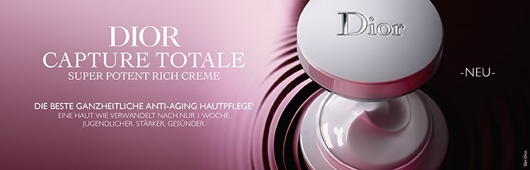 Dior Capture Totale Creme Riche und Info