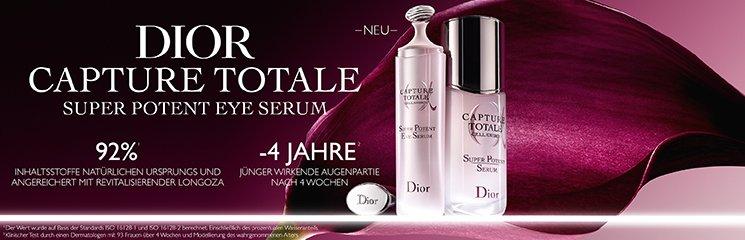 Dior Capture Totale Super Potent Serum und Info