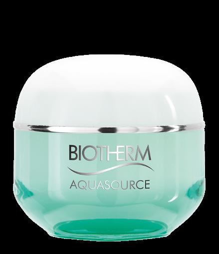 Biotherm Aquasource Normale und Mischhaut Gesichtsgel für Damen