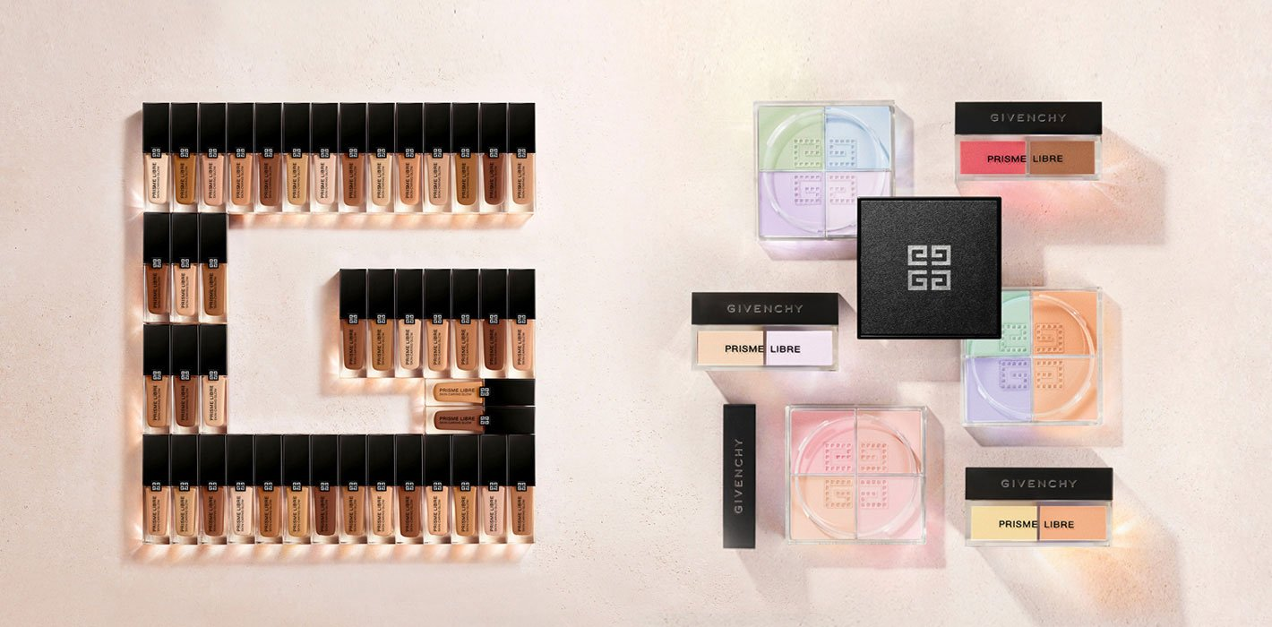 Givenchy Prisme Libre Foundations und weitere Produkte
