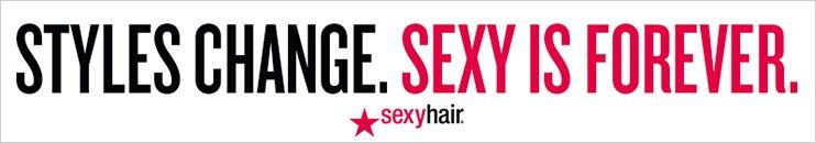 Sexyhair - Jetzt entdecken!