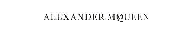 Alexander McQueen Markenbanner