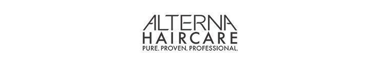 Alterna Haircare Markenbanner