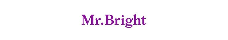 Mr Bright Markenbanner