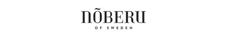 Noberu of Sweden Markenbanner