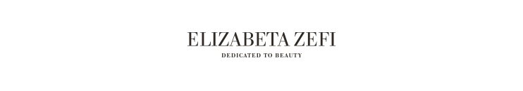 Elizabeta Zefi Dedicated To Beauty Markenbanner