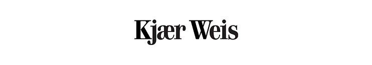 Kjaer Weis Markenbanner