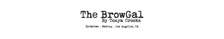The Browgal Markenbanner