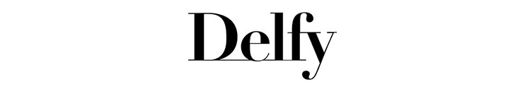 Delfy Markenbanner