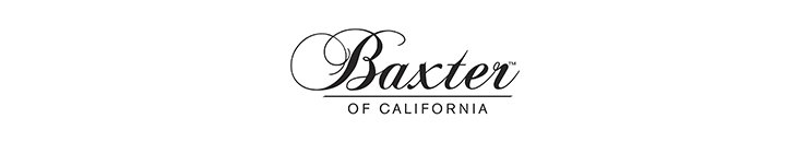 Baxter of California Markenbanner